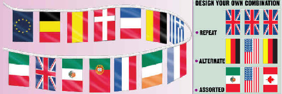 International Pennants