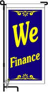 Ground Banners We Finance